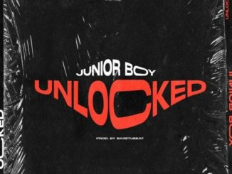 Music: Junior Boy – Unlocked