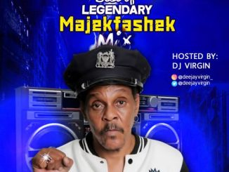 Dj Mix: DJ Virgin - Best of MajekFashek