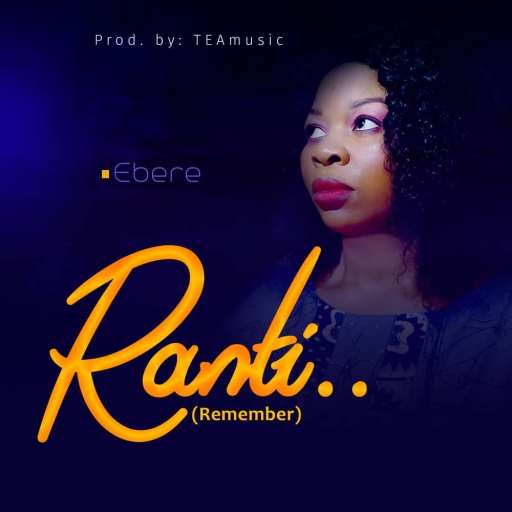 Ranti (Remember) - Ebere Art