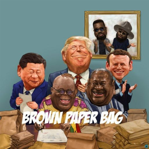 Sarkodie Ft M.anifest – Brown Paper Bag