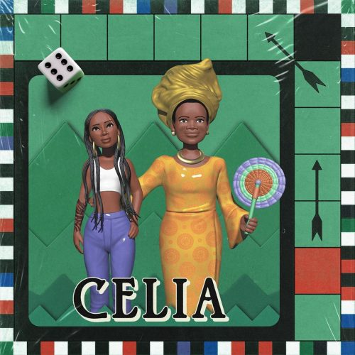 ALBUM: Tiwa Savage – Celia