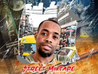 Dj Mix: DJ Hanold - Street Mixtape (Vol. 2)