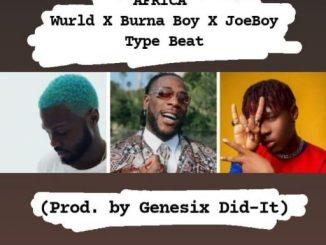 Freebeat: AFRICA (Prod. by Genesix Did-It)