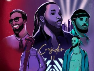 Music: Del B ft. Wizkid, Flavour, Kes, Walshy Fire – Consider (Remix)
