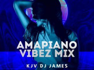 Dj Mix: Kjv Dj James - Amapiano Vibez Mix