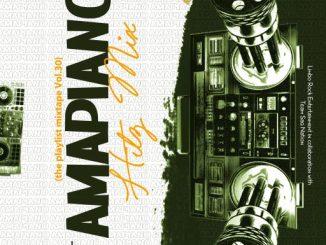 Dj Mix: DJ Limbo - Amapiano Hitz Mix (TPM Vol.30)