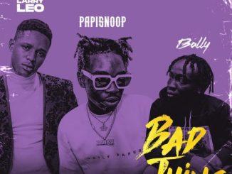 Music: Larry Leo Ft. Papisnoop & Bally – Bad Thing