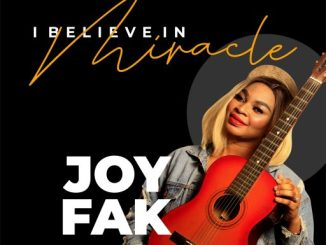 Joy Fak - I Believe In Miracles