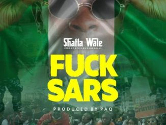 Music: Shatta Wale – Fvck Sars
