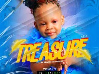 Dj Mix: DJ Limbo - Treasure Mix (TPM Vol.31)