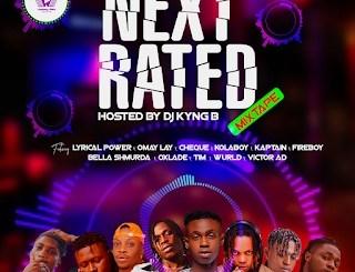 DJ Kyng B - Next Rated Mixtape