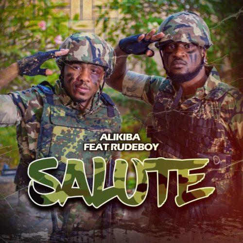 Alikiba ft Rude Boy – Salute
