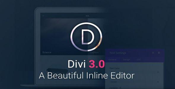 Divi v3.17 - Elegantthemes Premium WordPress Theme