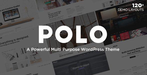 Polo v1.4 - Responsive Multi-Purpose WordPress Theme