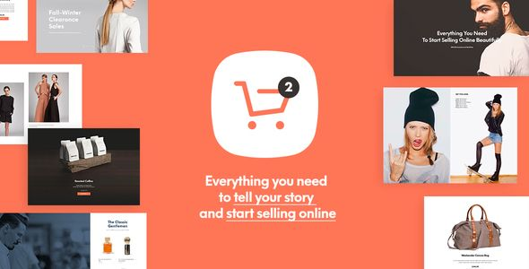 Shopkeeper v2.6.8 - Responsive WordPress Theme