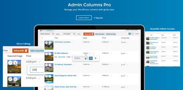 Admin Columns Pro v4.2.4 - WP Columns Manager