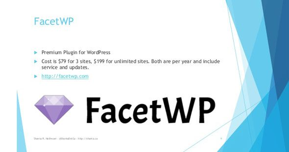 FacetWP v3.1.3 - Better Filtering For WordPress
