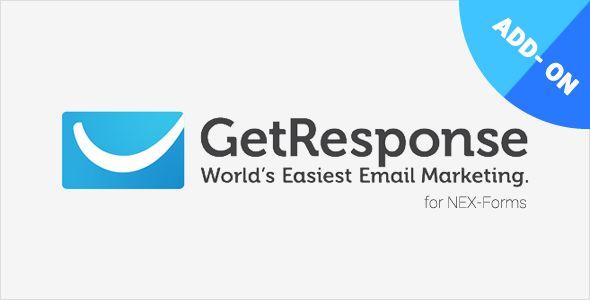 GetResponse For NEX-Forms v7.2