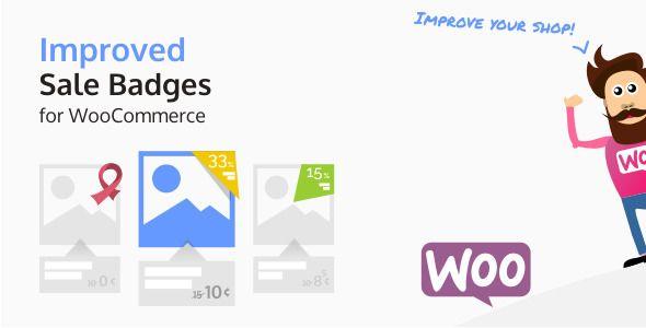 Improved Sale Badges For WooCommerce v3.0.1