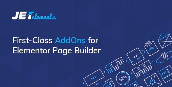 JetElements v1.8.0 - Addon For Elementor Page Builder