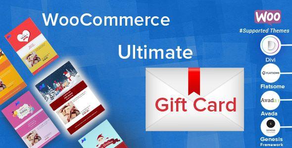 WooCommerce Ultimate Gift Card v2.4.8