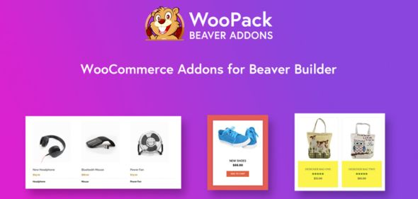 WooPack For Beaver Builder v1.3.0