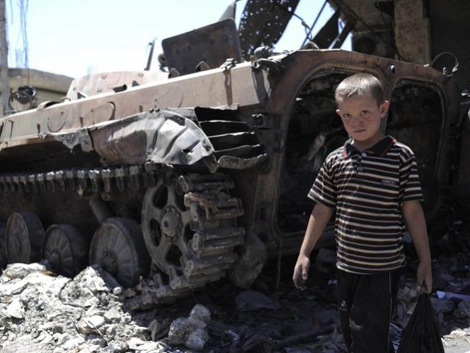 Suspenderá UNICEF ayuda a refugiados sirios en Jordania por falta de fondos