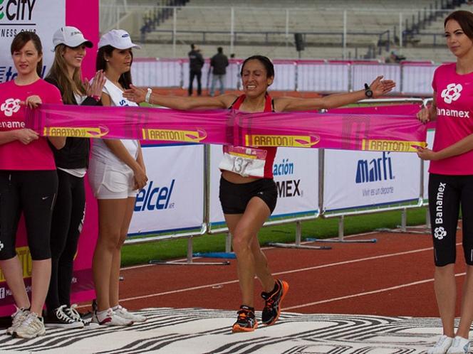 https://atletismodefondo.wordpress.com/La peruana Gladys Tejada