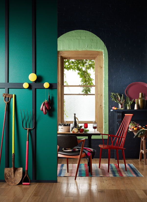Dulux For VAMFF United By Style The Design Files Australias Most Popular Design Blog