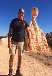 Gene in Bryce Canyon