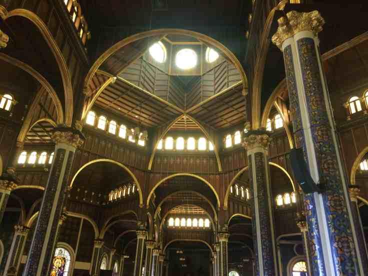 cathedral in Cartago