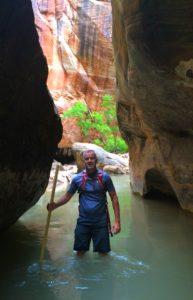 Gene in the narrows