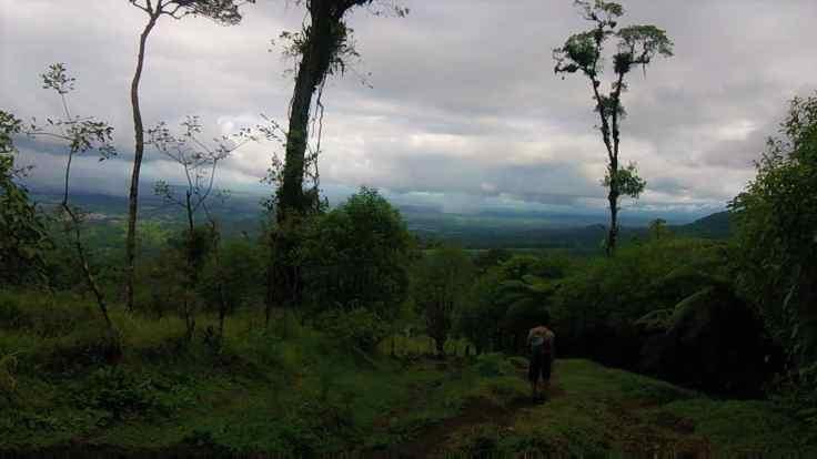 Arenal hike