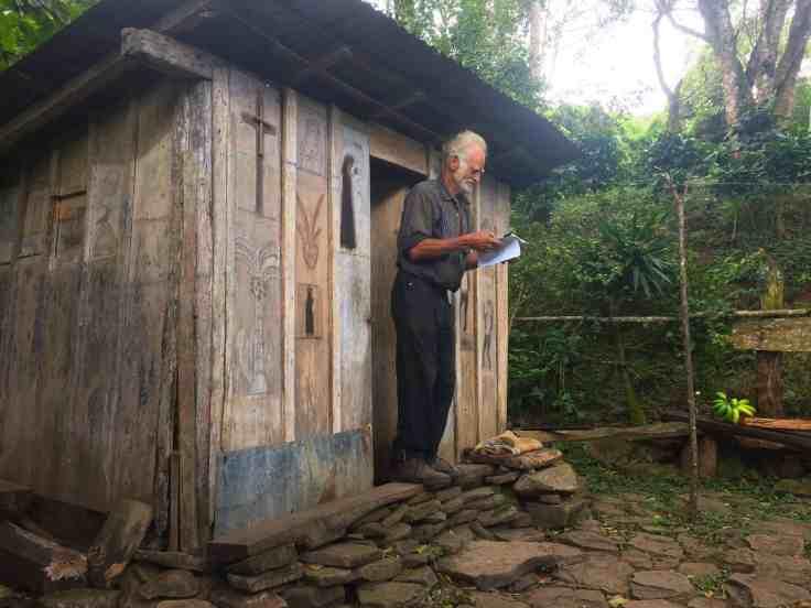 Alberto's home