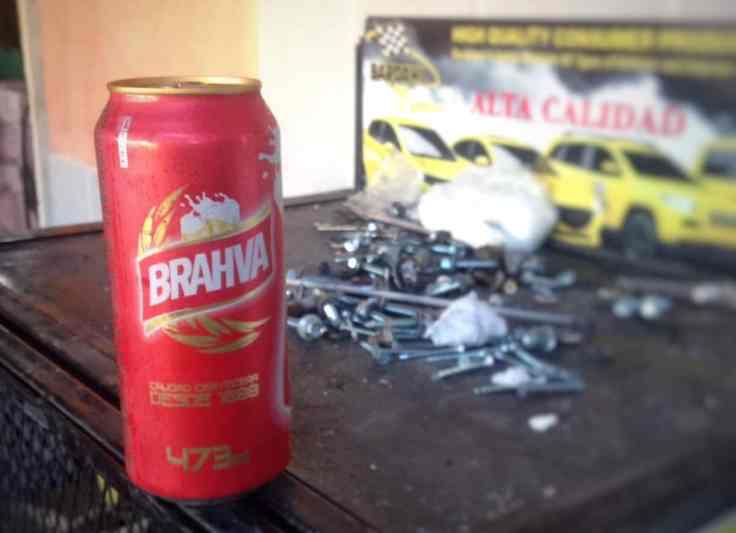 brahva best beer in Leon Nicaragua