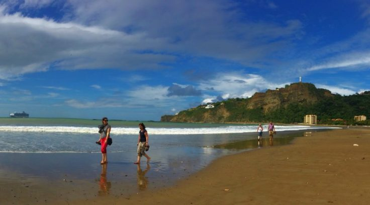 San Juan Del Sur of Eight great places to vacation in Nicaragua