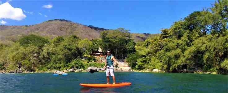 Laguna de Apoyo of Eight great places to vacation in Nicaragua