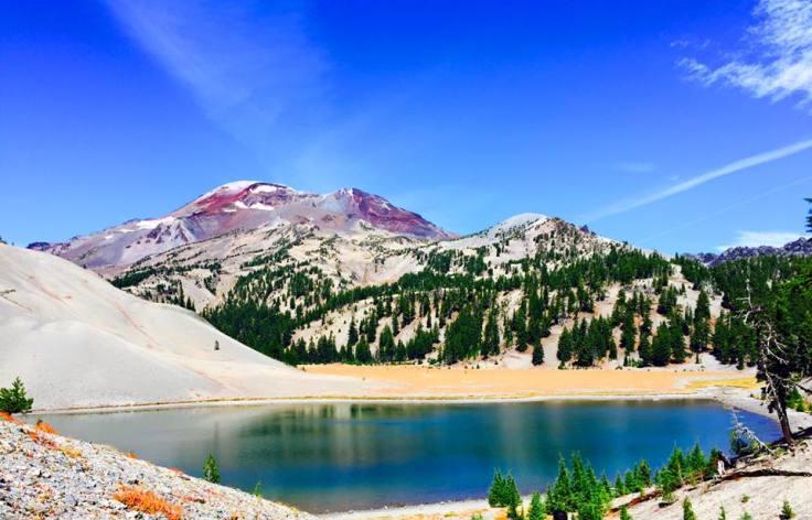 Moraine Lake Oregon