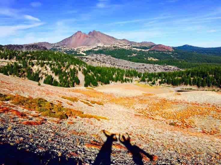 Broken top in Oregon