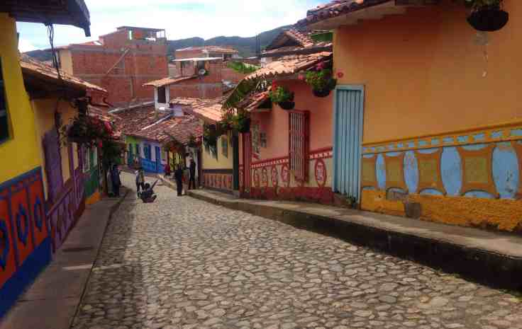 Guatape street