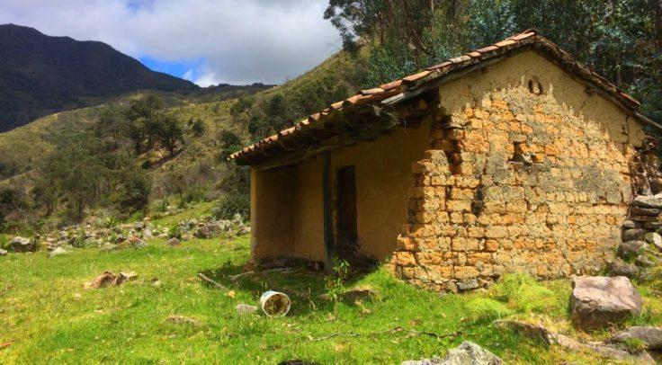 ancient home near Villa de Leyva