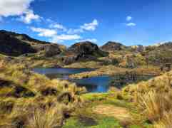 Cajas National Park things to do in Ecuador