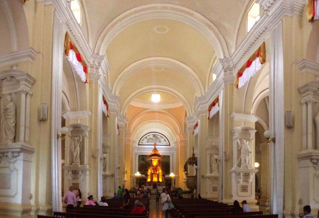 Cathedral of Leon Nicaragua