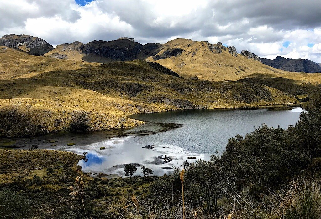 Cajas National