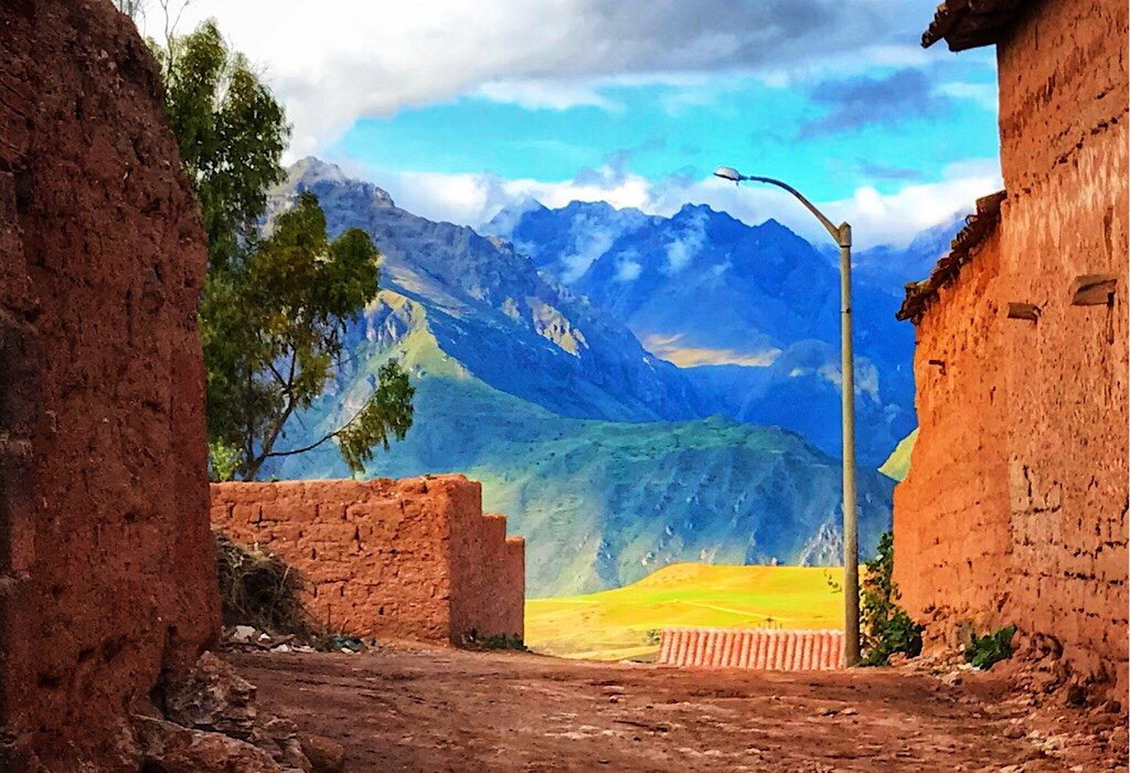 Mountains of the Sacred Valley