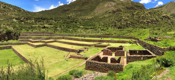 "Tipon, ancient Inca ruins where the ""Incas planted water"""