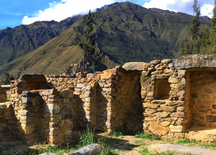 Inca Estate in the Sacred Valley