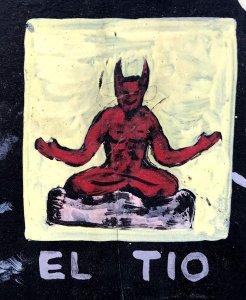 El Tio, Bolivia tourism
