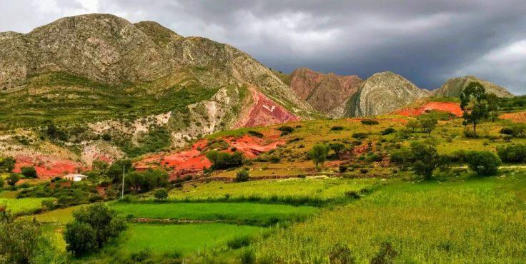Bolivia tourism in Torotoro