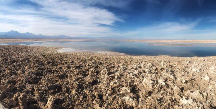 Salt Flats of the Atacama